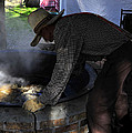 Cooking Cane by David Lee Thompson