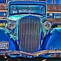 Cool Front End Hdr by Randy Harris
