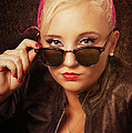 Cool Shades by Billie-Jo Miller