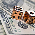 Copper Dice And Money by Susan Leggett