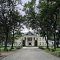 Copper King Daly's Riverside Mansion - Hamilton Montana by Daniel Hagerman