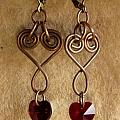 Copperhearts by Jan Brieger-Scranton
