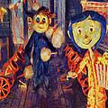 Coraline Circus by Joe Misrasi