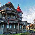 Corbin Norton House Marthas Vineyard by Dave Mills