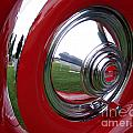 Cord Hubcap by Jim And Emily Bush