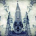 Cordoba Church Argentina by Diane Dugas
