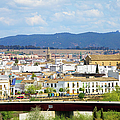 Cordoba Cityscape In Spain by Artur Bogacki
