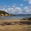 Cornish Seascape Maenporth by Brian Roscorla