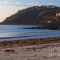 Cornish Seascape Meanporth by Brian Roscorla