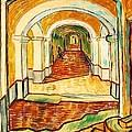 Corridor In The Asylum by Sumit Mehndiratta