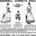 Corset Advertisement, 1892 by Granger