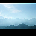 Corsica Mountains by Cheminsnumeriques