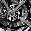 Corvette Chrome 60th by Ricky Barnard