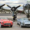 Corvette Club 01 by Jill Reger
