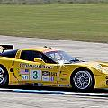 Corvette Racing C6r 3 by Kornel J Werner