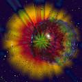 Cosmic Light by Linda Sannuti