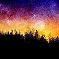 Cosmic Night by Ellen Heaverlo