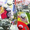 Cosmic Sneeze by David Deak
