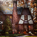 Cottage - Westfield Nj - A Place To Retire by Mike Savad
