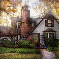 Cottage - Westfield Nj - Grandma Ridinghoods House by Mike Savad