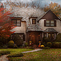Cottage - Westfield Nj - The Country Life by Mike Savad