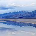 Cottonball Basin Death Valley by Dean Pennala
