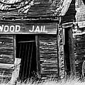 Cottonwood Jail by Rebecca Basden