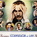 Counsellor At Law, Center John by Everett