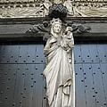 Count Your Blessings- St Mary Of Brugge- 01 by Ausra Huntington nee Paulauskaite