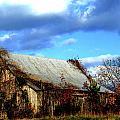 Country Barn by La Dolce Vita