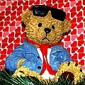 Country Bear Valentine by Judyann Matthews