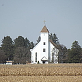 Country Church by Bonfire Photography