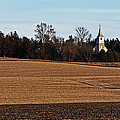 Country Church by Edward Peterson