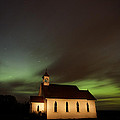 Country Church Night Photography by Mark Duffy