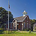 Country Church by Steve Harrington