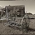 Country Classic Monochrome by Steve Harrington