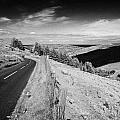 Country Mountain Road Through Glenaan Scenic Route Glenaan County Antrim Northern Ireland  by Joe Fox
