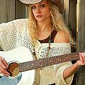 Country Musician by Trudy Wilkerson