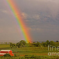 Country Rainbow by James BO Insogna