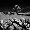 Countryside Beneath Slieve Binnian In The Mourne Mountains Northern Ireland by Joe Fox