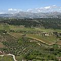 countryside in Spain by Perry Van Munster