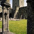 County Kilkenny, Ireland Jerpoint Abbey by Sici