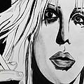 Courtney Love by Cat Jackson