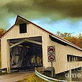 Covered Bridge 2 by Tom Griffithe