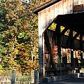 Covered Bridge by Carol Ann Thomas