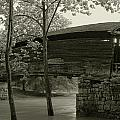 Covered Bridge by Mary Almond