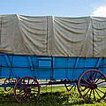 Covered Wagon by Steve Harrington