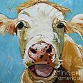 Cow 310 by Rosilyn Young