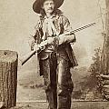 Cowboy, 1880s by Granger
