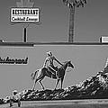 Cowboy Billboard  by Alex Lemus